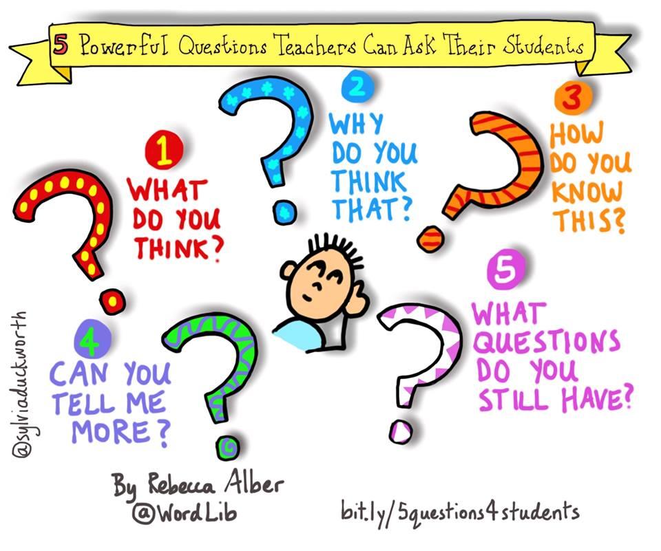 5 naudingi klausimai vaikams
